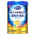 雅士利超级α-金装3段幼儿配方奶粉900g罐装