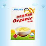 傲滋有机营养米粉 纯米粉/双歧因子米粉 随机发放