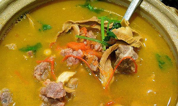 牛肉清圆汤